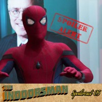 Spoilercast 5: Spider-Man: Homecoming